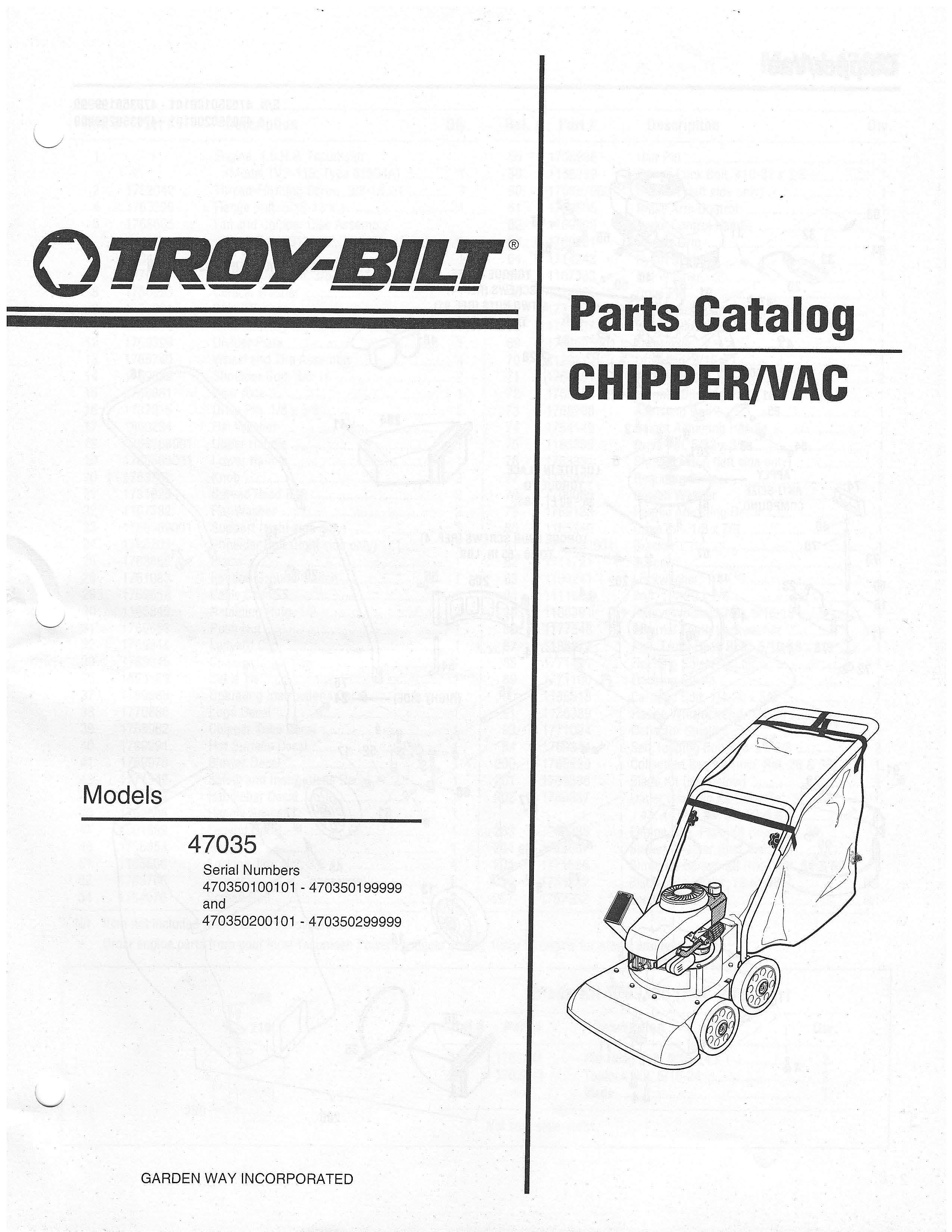 Troy bilt 47321 parts jonathan steele chipper shredder manuals fandeluxe Images